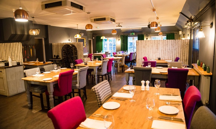 Two-Course Lunch for Two or Four at Poacher's Brasserie