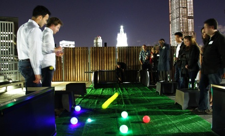 Eight-Week GLO Bocce League Registration for One or Two from DC Bocce League (Up to 54% Off)