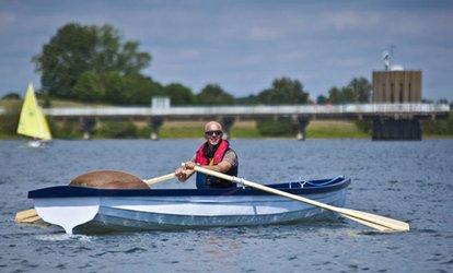 Two-Hour Rowing Boat Hire at Alton Water Sports (62% Off)