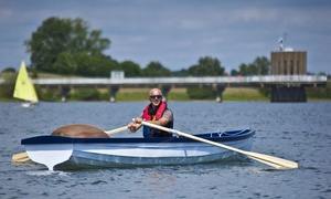 Alton Water Sports: Two-Hour Rowing Boat Hire at Alton Water Sports (62% Off)