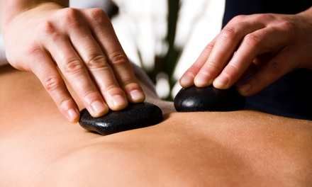 FullBody Massage or Aroma Stone Therapy at La Vie Spa