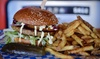 Up to 38% Off Burger and Fries at The Corned Beef House