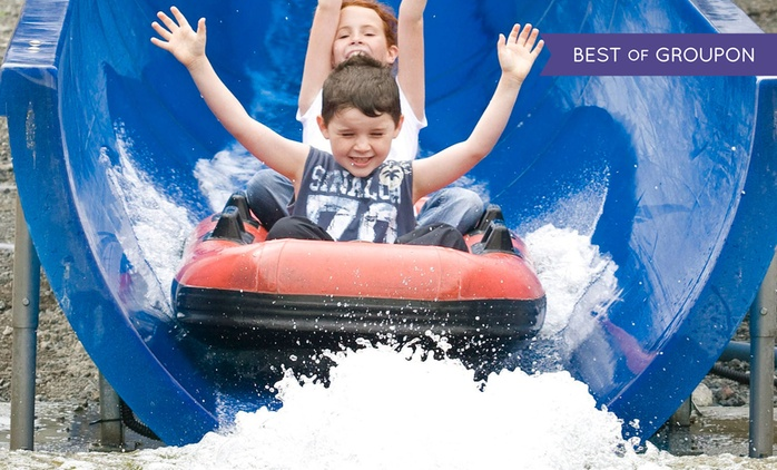 Fort Lucan Theme Park Entry for One Adult and Up to Four Children (Up to 43% Off)