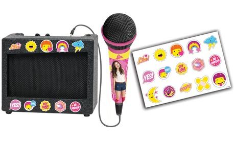 Amplificatore portatile Soy Luna con microfono Lexibook