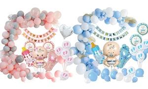 Ensemble de décoration pour Baby Shower