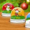 Personalised Christmas Snow Globe