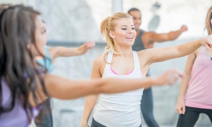 tanzraum - Mehrere Standorte: Zumba-Flat für einen oder zwei Monate an einem von 3 Standorten bei tanzraum (bis zu 73% sparen*)
