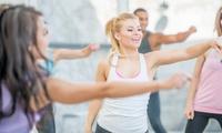 Zumba-Flat für einen oder zwei Monate an einem von 3 Standorten bei tanzraum (bis zu 73% sparen*)