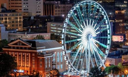 Skyview Ferris Wheel 38 Off Atlanta Ga Groupon