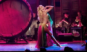 Bustout Burlesque: Bustout Burlesque on Friday, July 8, at 10 p.m.