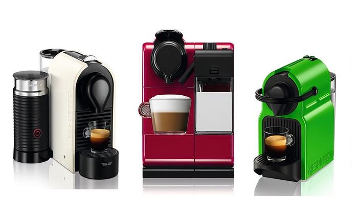 Nespresso Coffee Machine   Groupon 379e1fdc53c1
