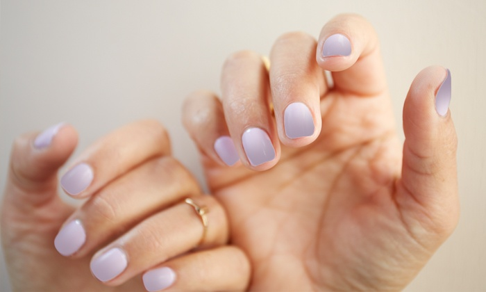 Nail Spa by Sarah - Original Town: $59 for gel manicure and pedicure with mood-changing ombre finish at Nail Spa by Sarah ($120 Value)