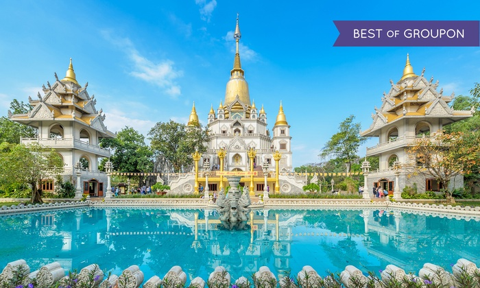 Explore Vietnam and Cambodia on 8-Day Trip with Air