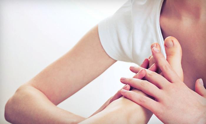 Reflexology Rocks - West Hartford: 30-Minute Reflexology Massage for Feet or Face at Reflexology Rocks in West Hartford (55% Off)