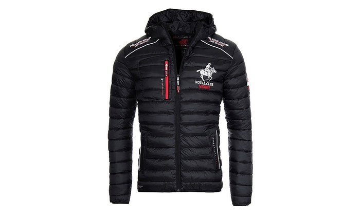 jusqu'à 45% Doudoune Geographical Norway Homme | Groupon