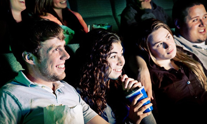 Raleighwood Cinema Grill - North Raleigh: $4 for a Movie Outing for Two at Raleighwood Cinema Grill (Up to $9 Value)