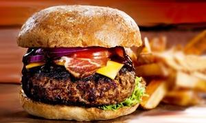 Bistrò Vicenza: Menu hamburger messicano con birra per 2 o 4 persone al Bistrò Vicenza (sconto fino a 66%)