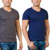 Men's Basic V-Neck