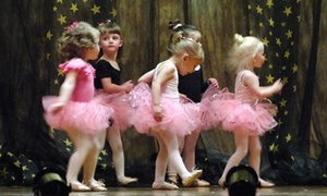 Starstruck Dance and Performing Arts: $75 for $150 Worth of Services — Starstruck Dance and Performing Arts
