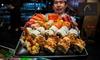 Sushi, Sashimi and Premium Champagne