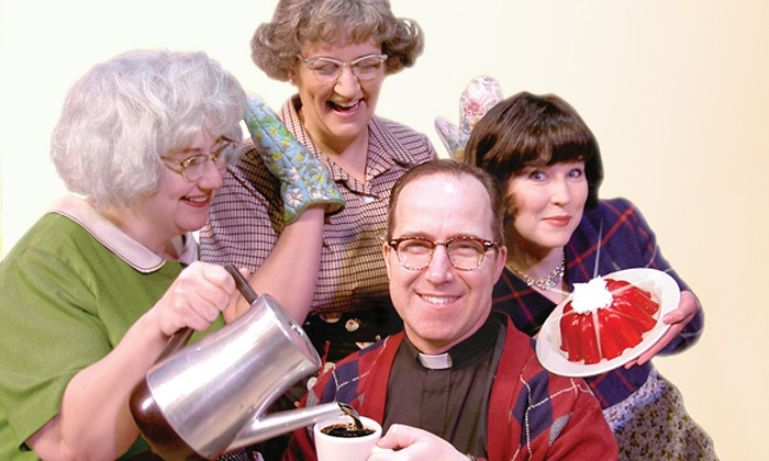 """The Church Basement Ladies in """"The Last Potluck Supper"""" - Paramount Arts Center: The Church Basement Ladies in """"The Last Potluck Supper"""" at Paramount Arts Center on March 6 (Up to 42% Off)"""