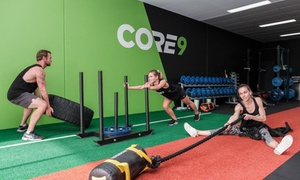 Core9 Fitness - Joondalup: One-Month Gym Membership for One ($19) or Two People ($29) at Core9 Fitness - Joondalup (Up to $560 Value)