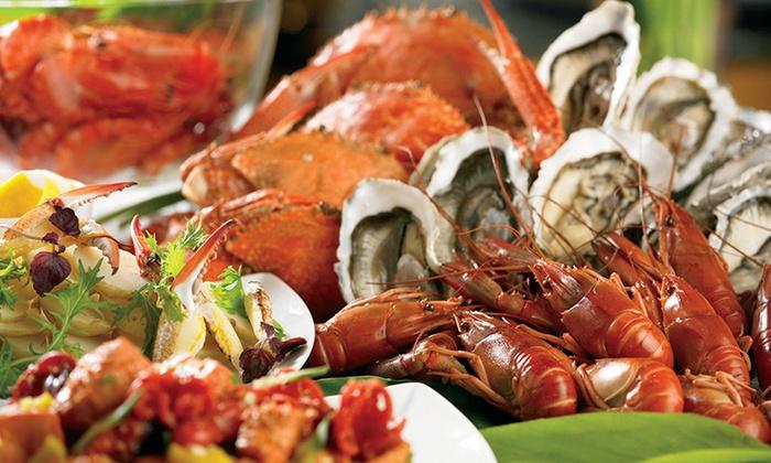 Výsledek obrázku pro seafood dubai