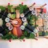 Sushi-Platte XXL für 2 oder 4