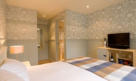 Bristol: 1 Night for Two with Breakfast, Prosecco, Truffles and Late CheckOut at 4* Brooks Guesthouse Bristol