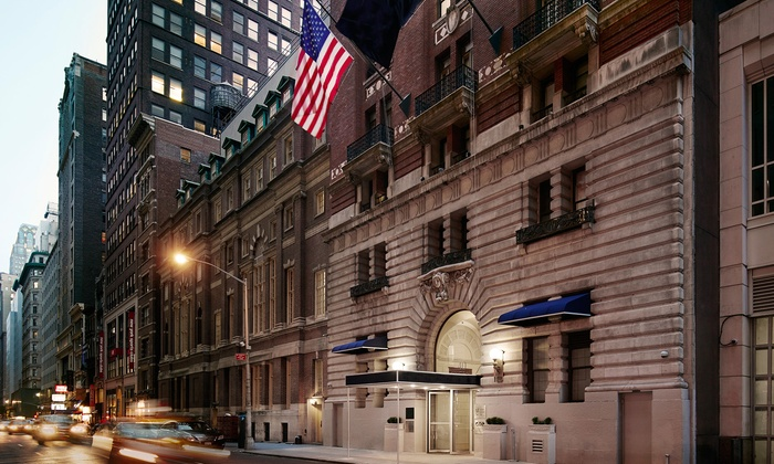 4-Star Top-Secret Midtown New York Hotel