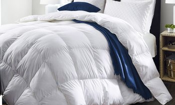 Duck Feather and Down Quilt