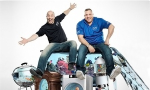 Acrylic Tank Manufacturing: VIP Tanked Tour For One Adult or Child at Acrylic Tank Manufacturing (47% Off)