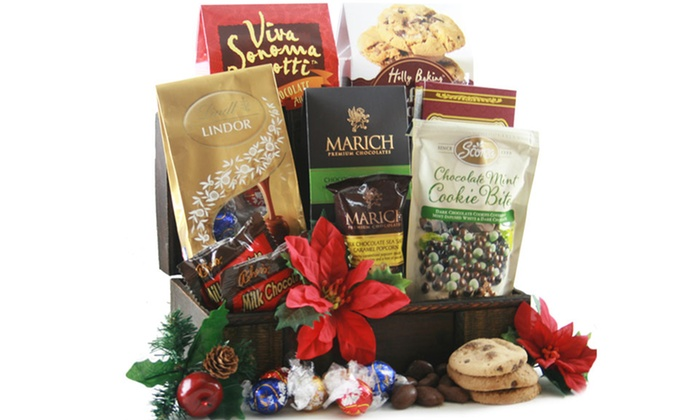 Custom Or Pre Made Gift Baskets Design It Yourself Gift Baskets
