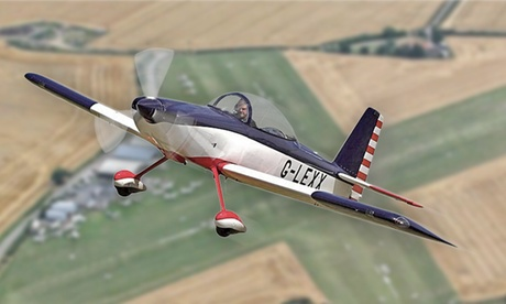 Experience: Flying Experience Package For just: £89.0