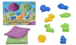 Coffret sable magique à modeler