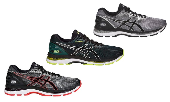Asics Gel Nimbus 20 Men's Shoes   Groupon