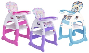 Evezo Merly Modular High Chair and Desk Set