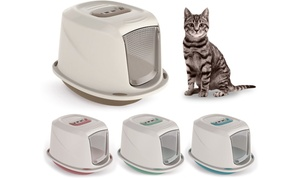 Litière Chat système anti-odeur