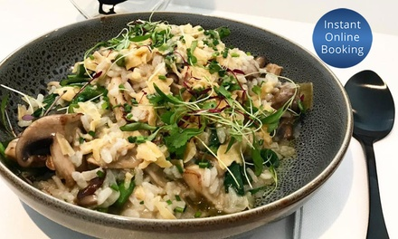 Waterfront Dinner and Glass Wine for Two $59 or Four People $115 at Maccoa Restaurant Up to $168 Value