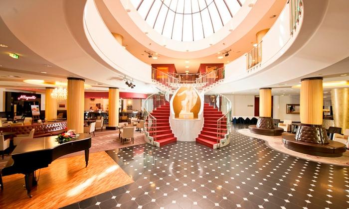 Hotel Don Giovanni Prague 4* - Praha 3: Prag: 2-4 Tage für Zwei, mit Frühstück, romantischer Bootsfahrt u. Late Check-out bis 15 Uhr im Hotel Don Giovanni