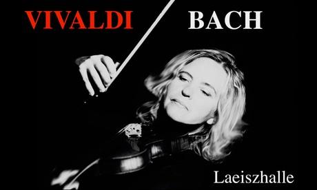 Klassik-Konzert Marina Reshetova und Quintett mit Chor am 05.06.2022 in der Laeiszhalle Hamburg
