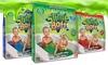 1, 2, 3 ou 4 poudres magiques pour le bain Slime Baff de Zimpli Kids