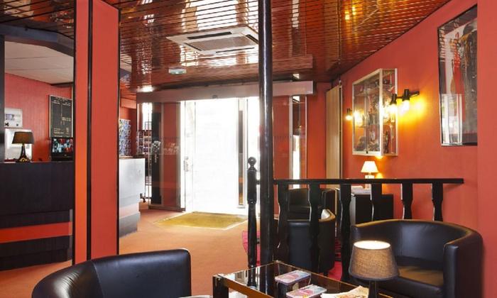 H Tel Corail Paris Paris Le De France Groupon