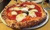 Pizza con birra e dolce a Fasano