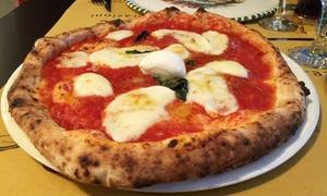 La Rosa Dei Venti: Menu pizza con birra e dolce a Fasano per 2 o 4 persone da La Rosa Dei Venti (sconto fino a 70%)