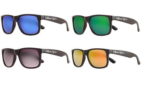 1 o 2 pares de gafas de sol California Style Co unisex modelo Classic