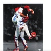 "Darren Daulton and Mitch Williams Autographed 16""x20"" Photo"