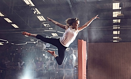 Jump Passes, Glow Event for Two, or Lift-Off Party for Ten at Sky Zone Blaine (Up to 47% Off)