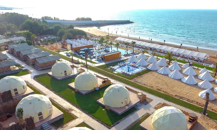 Rak 1 Night 4 Beach Camping Experience With Loads Of Activities