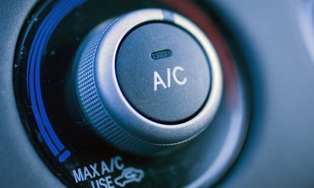 Recharge de système de climatisation auto et purifiant habitacle pour véhicule équipés de R134A, appoint de 400g MAXIMUM